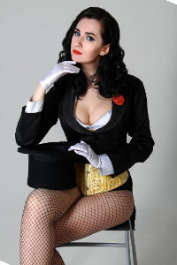 Zatanna Zatara from DC Comics