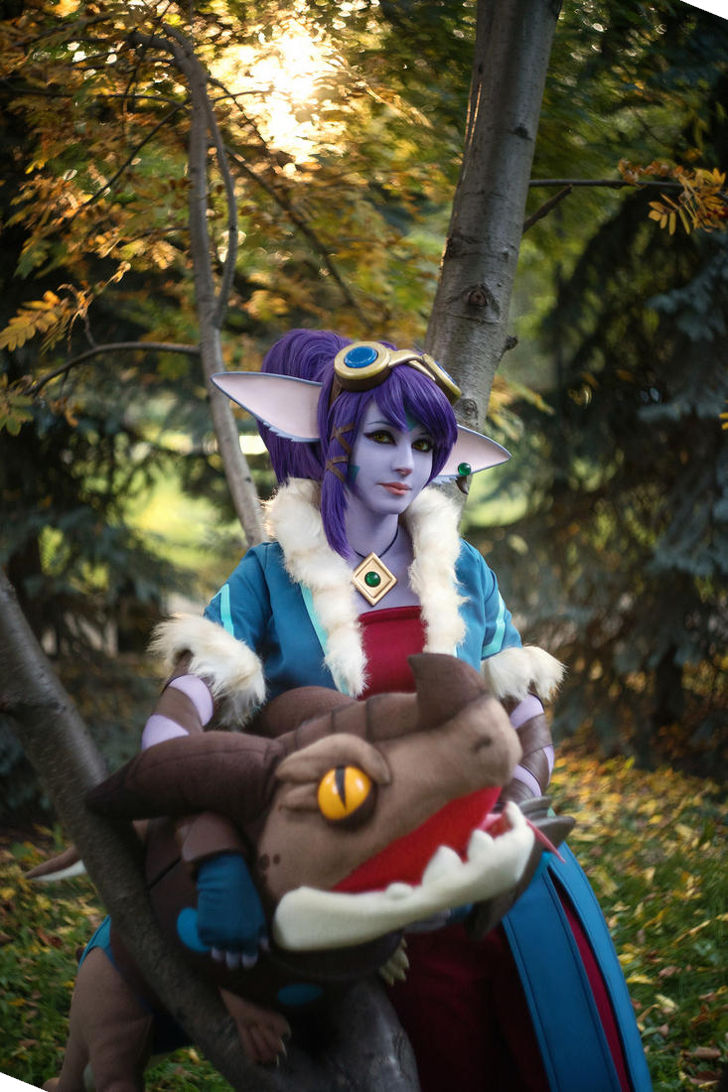 Tristana from League of Legends
