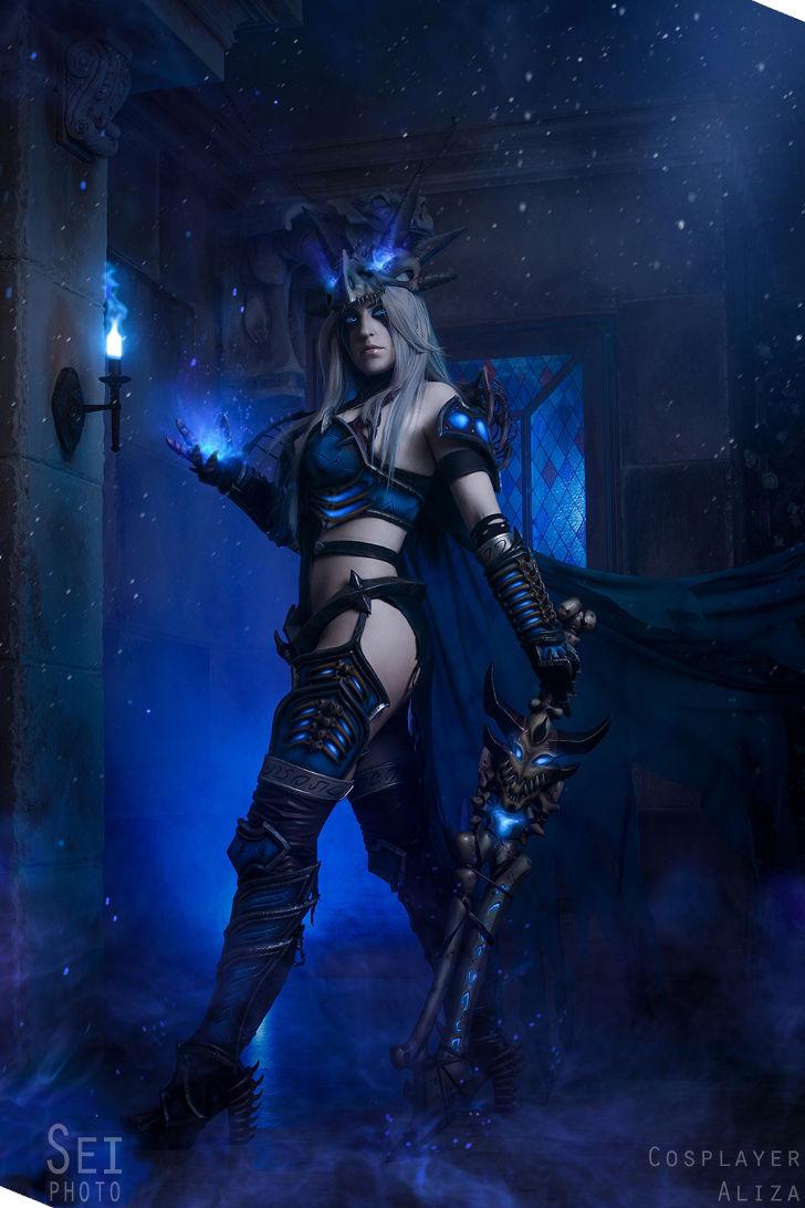 Sindragosa from World of Warcraft