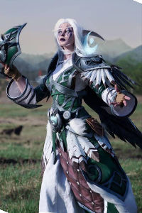 Night Elf Druid from World of Warcraft