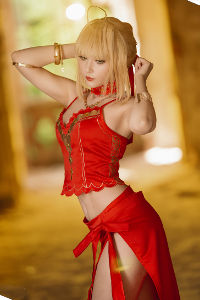 Nero Colosseum from Fate/Extra