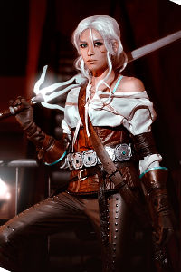 Ciri from The Witcher 3