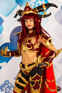Alexstrasza from Heroes of the Storm