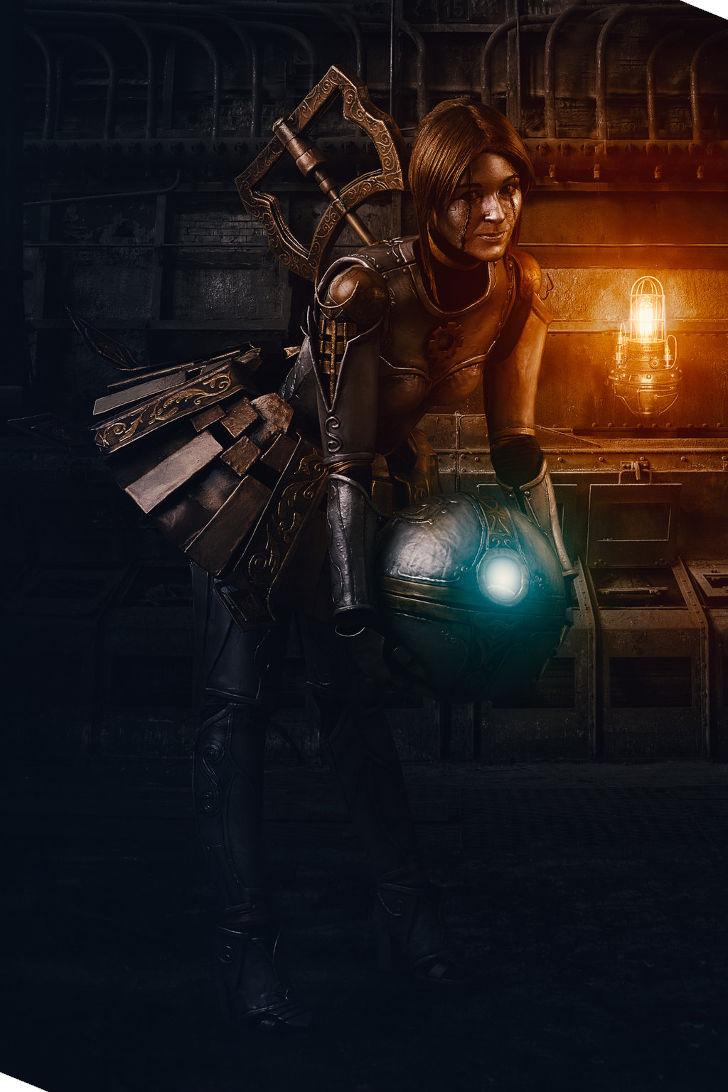 Orianna from League of Legends