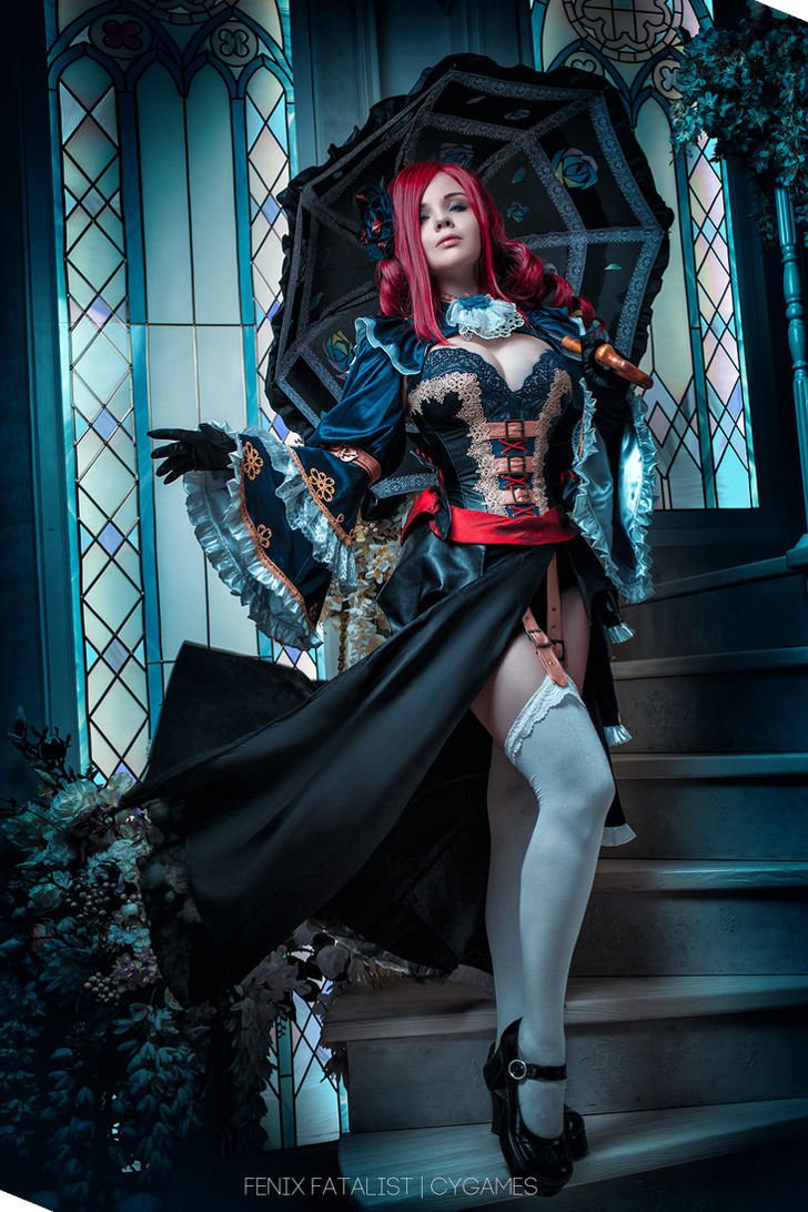 Ceres of the Night from Shadowverse
