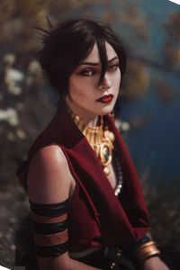 Morrigan from Dragon Age: Inquisition