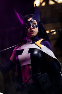 Huntress from DC Comics