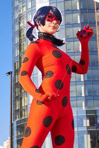 Ladybug from Miraculous Ladybug