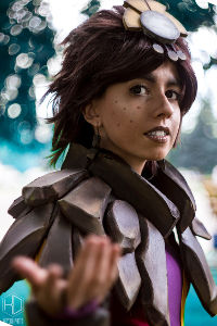 Taliyah from League of Legends