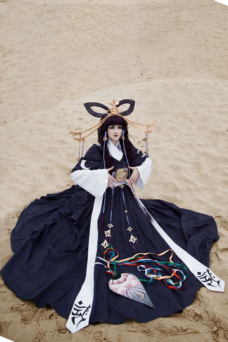 Princess Tomoyo from Tsubasa: Reservoir Chronicle