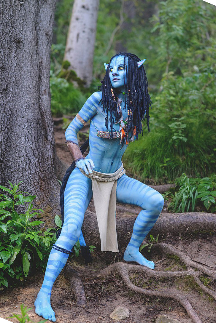 Neytiri from Avatar