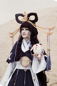 Princess Tomoyo from Tsubasa: Reservoir Chronicle