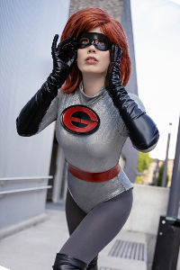Elastigirl from Incredibles 2