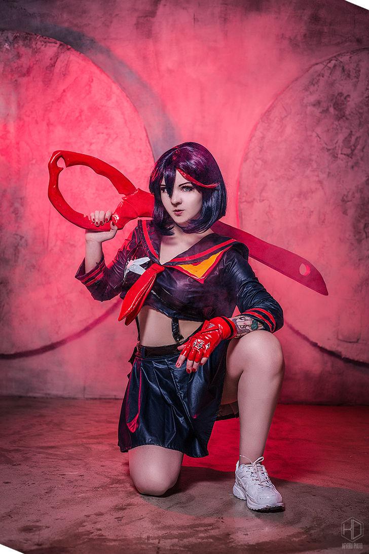 Ryuko Matoi from Kill la Kill