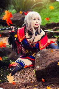 Miyamoto Musashi from Fate/Grand Order
