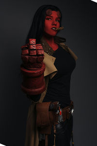Hellgirl from Hellboy (2004)