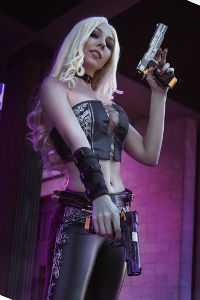 Trish from Devil May Cry 5