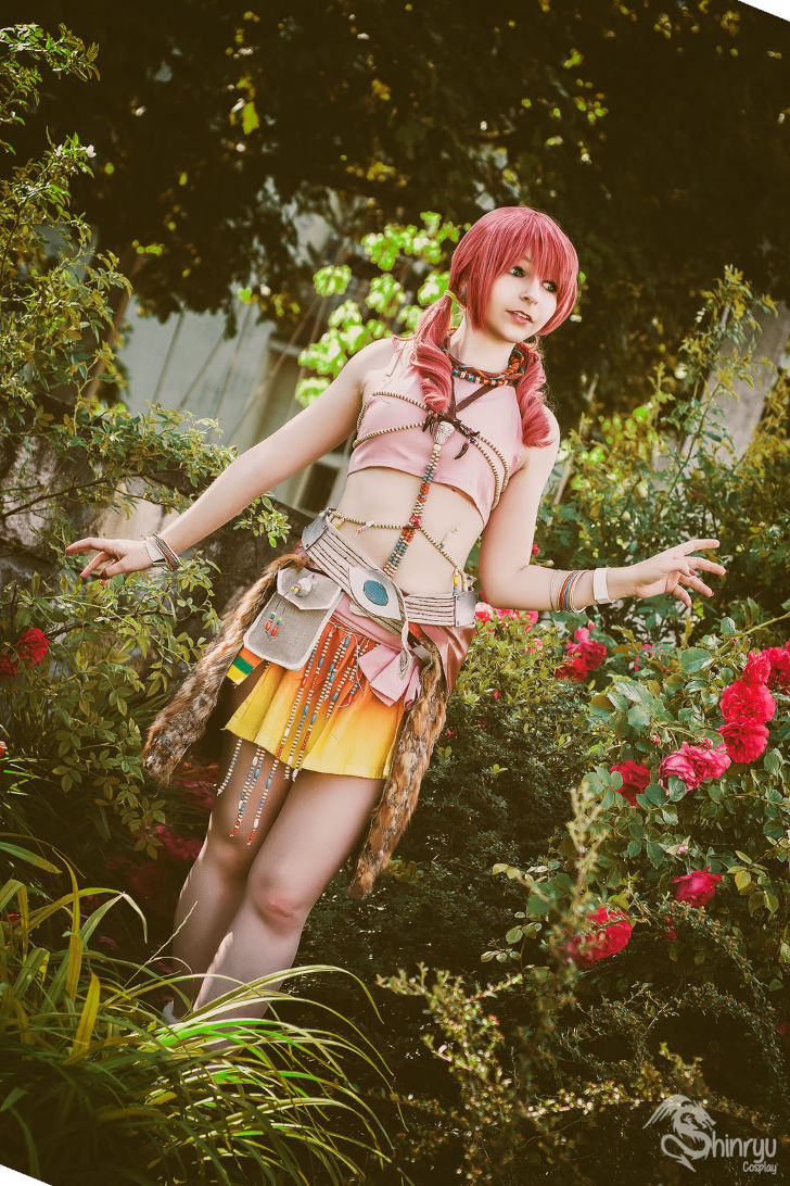 Vanille from Final Fantasy XIII