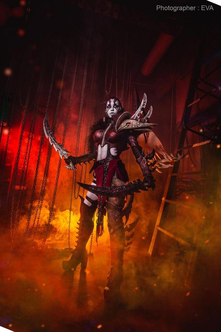 Wych from Warhammer 40,000
