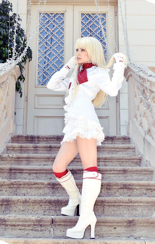 Lili Rochefort from Tekken 5