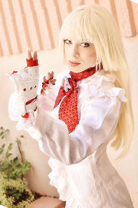Lili Rochefort from Tekken 5