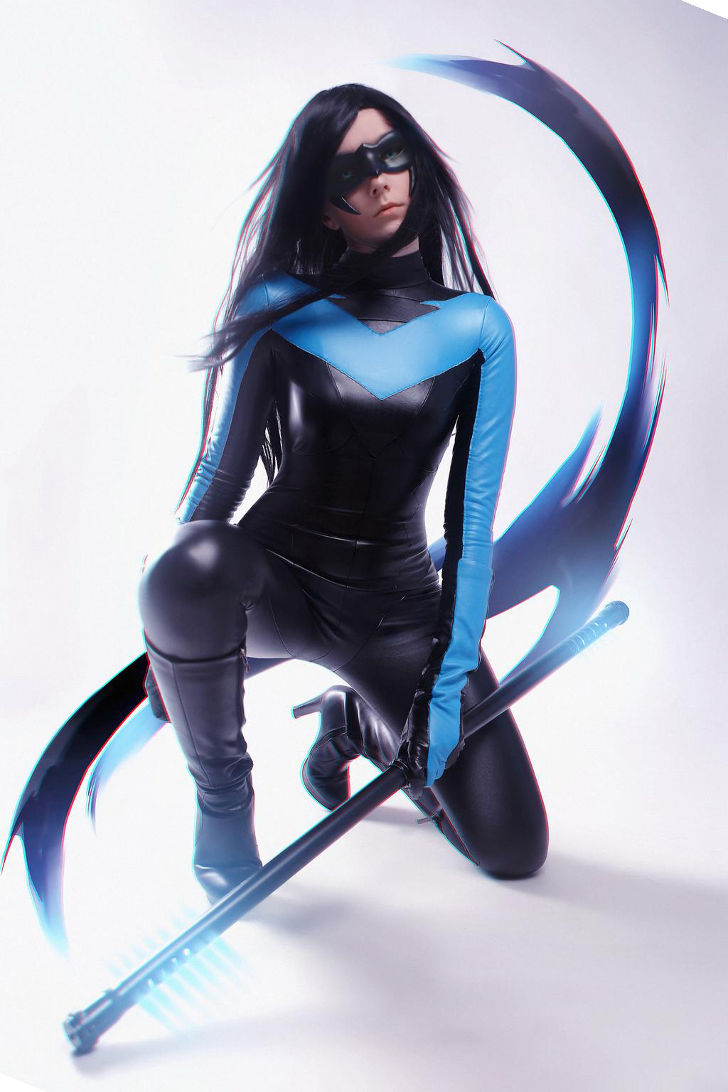 Fem Nightwing from DC Comics
