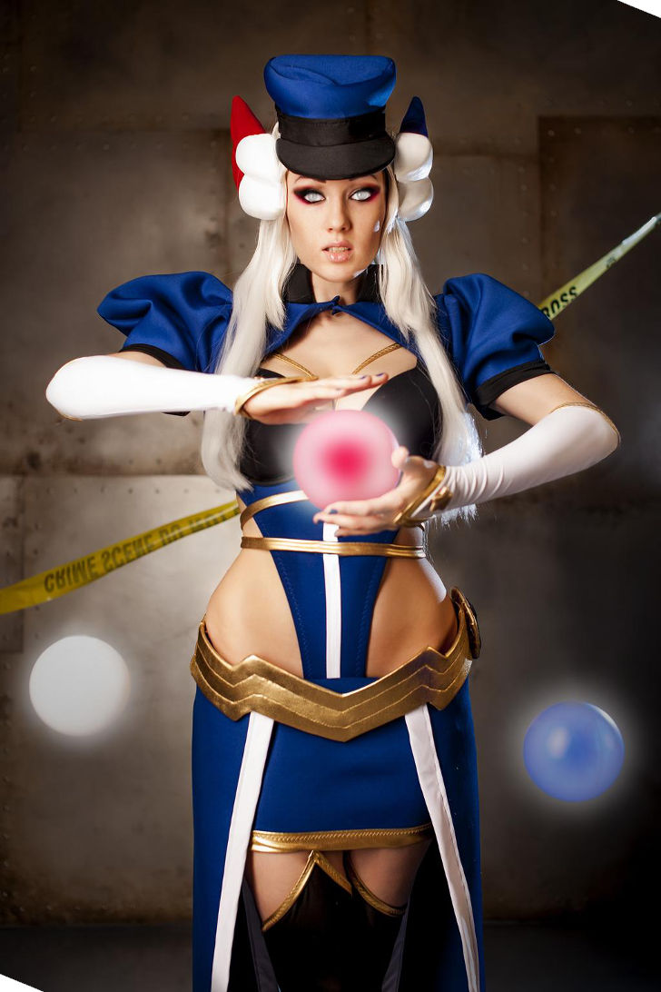 Officer Syndra from League of Legends