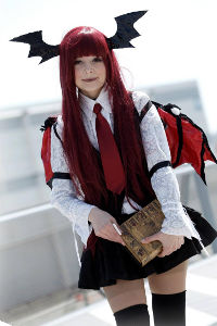 Koakuma from Touhou Project