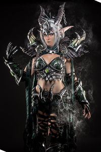 Ysera EbonBlade from World of Warcraft