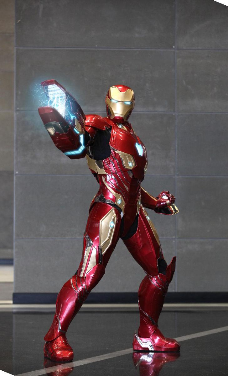 Iron Man MK 50 from Avengers: Infinity War
