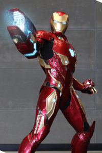 Iron Man MK 50 from Avengers: Infinity War