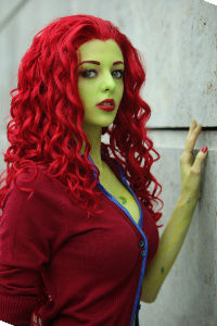 Poison Ivy from Arkham Asylum