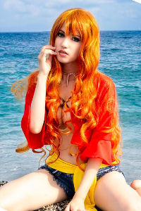 Nami 【Mugiwara version】 from One Piece
