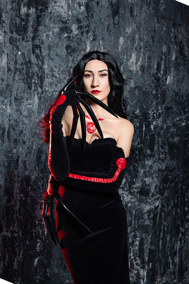 Lust from Full Metal Alchemist