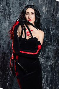 Lust from Full Metal Alchemist