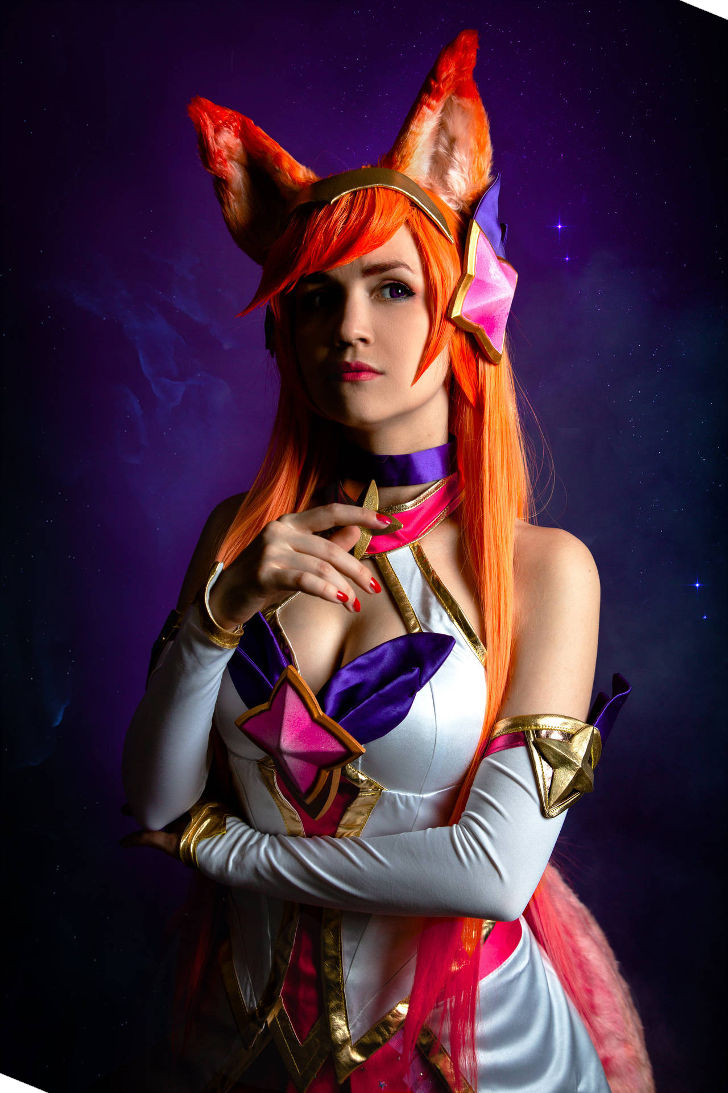Star Guardian Ahri from League of Legends