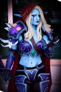 Sylvanas Windrunner from World of Warcraft