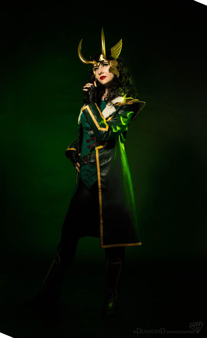 Lady Loki from Original Sin - Thor & Loki: The Tenth Realm
