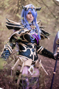 Malig Master Camilla from Fire Emblem Warriors