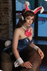 D.Va Bunny from Overwatch