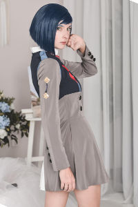Ichigo from Darling in the FranXX