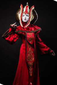 Queen Amidala from Star Wars: The Phantom Menace