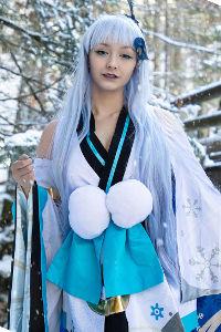 Yuki Onna from Onmyoji