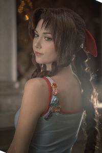 Aerith Gainsborough from Final Fantasy VII Crisis Core