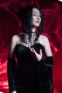Arachne Gorgon from Soul Eater