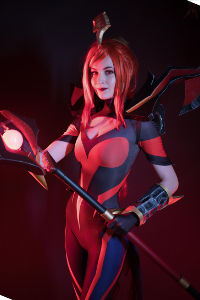 Magma Lux from League of Legends