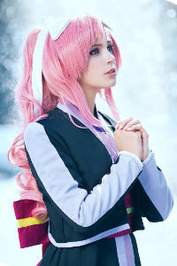 Lacus Clyne from Mobile Suit Gundam SEED Destiny