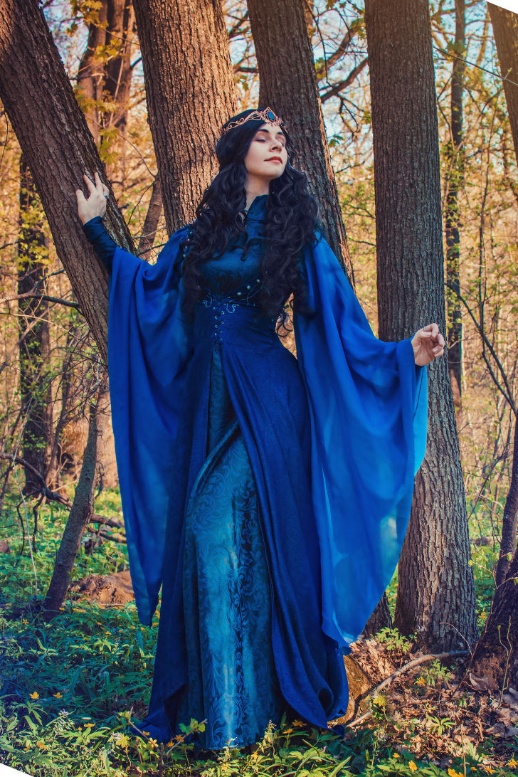 Luthien from The Silmarillion