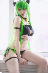 C.C. Cat from Code Geass