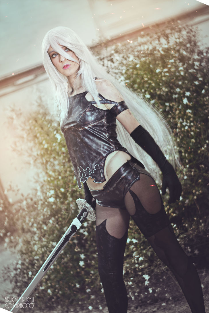 YoRHa Number 2 (A2) from NieR: Automata
